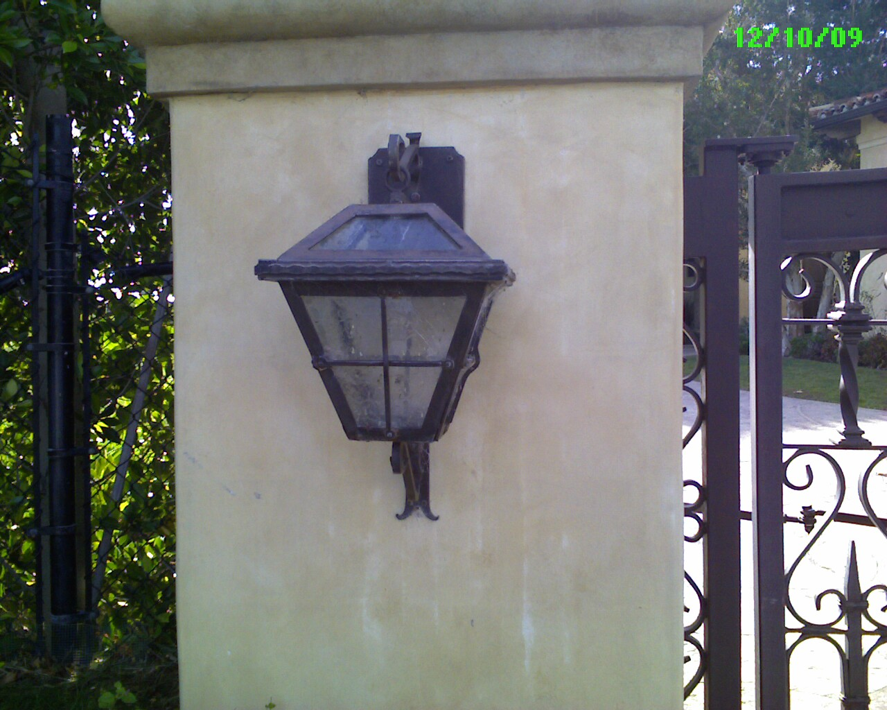 camarillo exterior lighting sconce