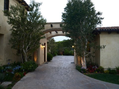 camarillo exterior lighting landscape lights
